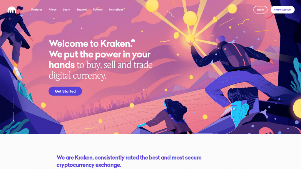 Kraken cryptocurrency trading platform review